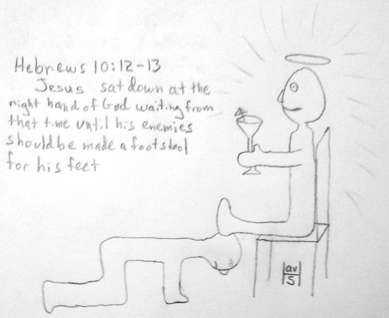 Hausdorff S Bible Comics How Does Jesus Treat His Enemies