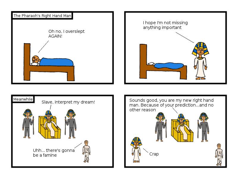 Pharaohs Right Hand Man